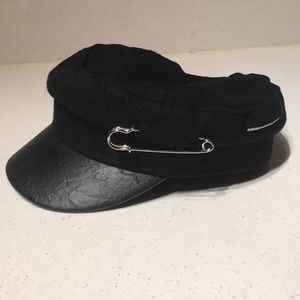 Nick Fouquet biker cap
